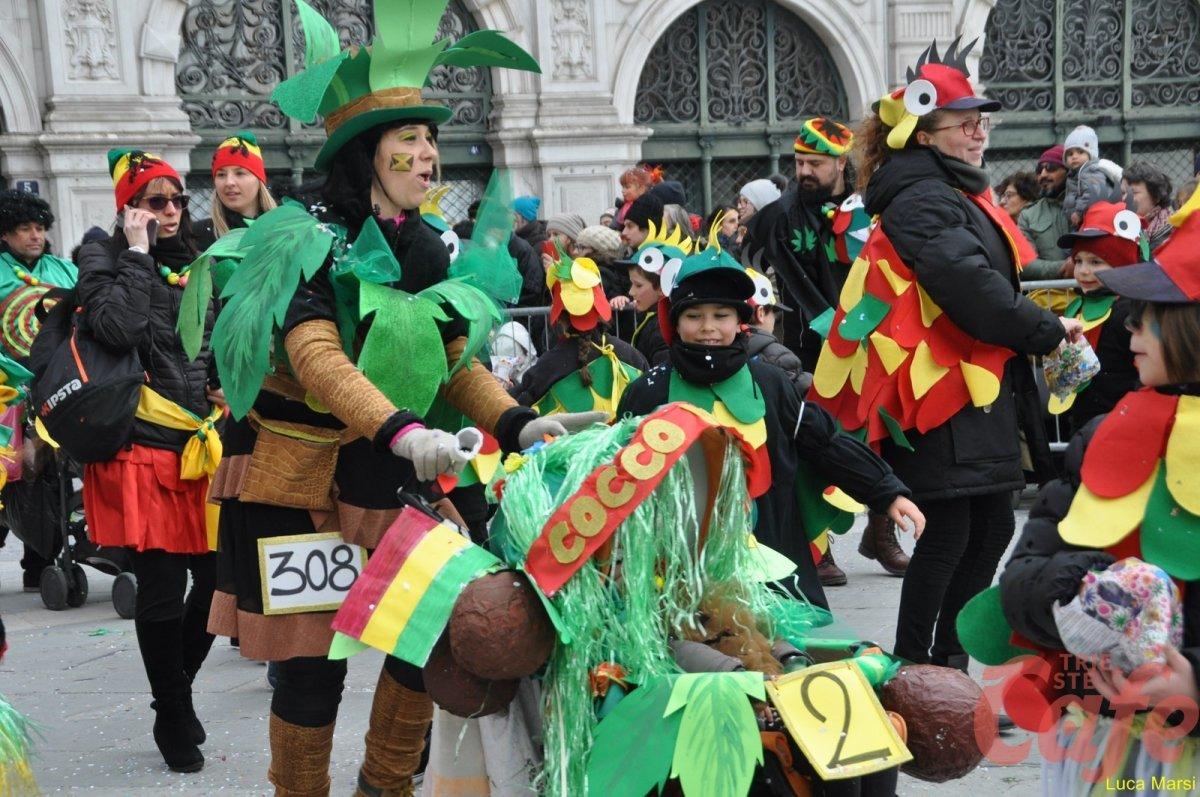 Carnevale Europeo a Trieste, sfilata sabato 16 febbraio: tutti i provvedimenti alla viabilità