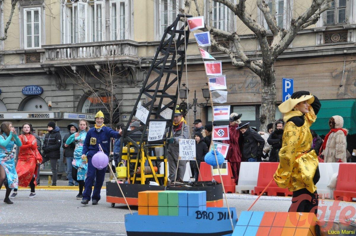 Parte il Carnevale Europeo! Da giovedì pomeriggio esibizioni in tutto il centro città