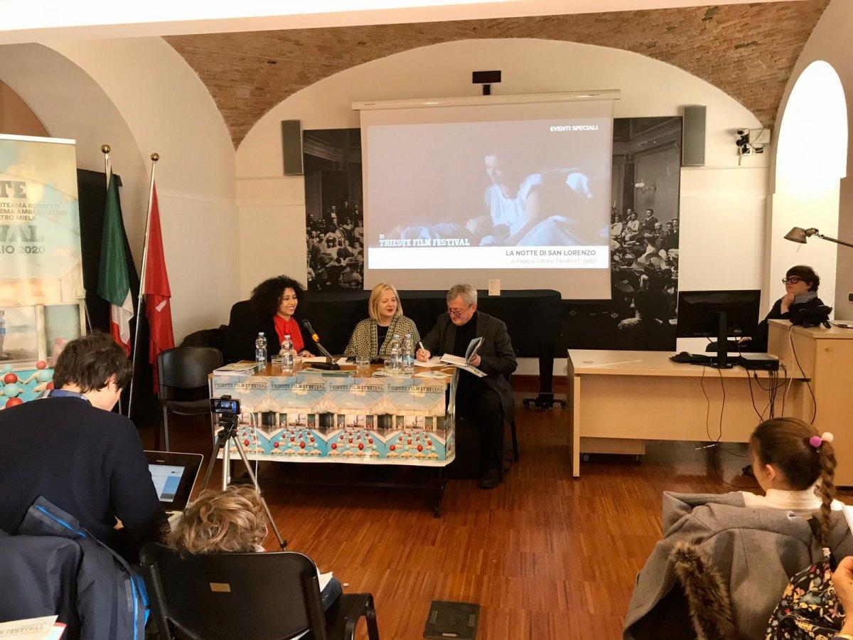 Torna il Trieste Film Festival, dal 17 gennaio «Trieste set cinematografico continuo»