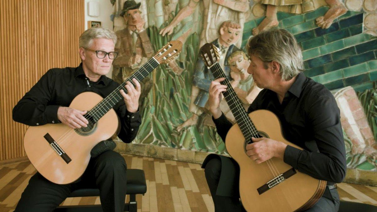 Concerti del Conservatorio, al via mercoledì nuova stagione con il duo chitarristico Jesper Sivebæk e Per Paalsson