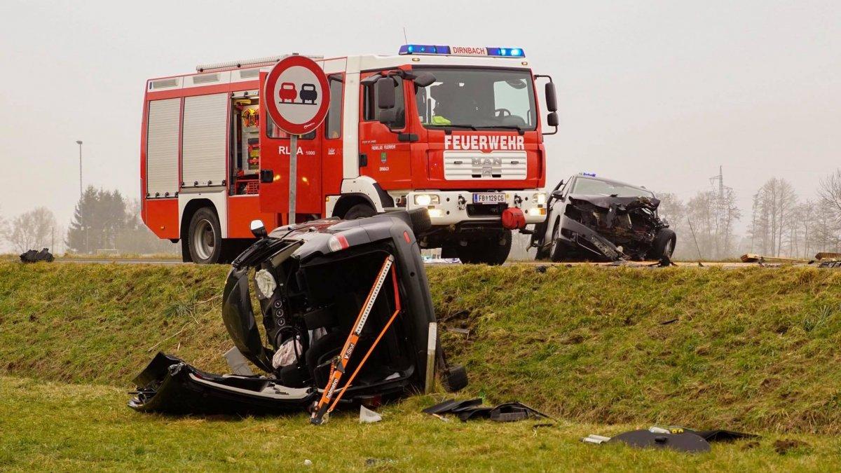 Scontro mortale in Austria, coinvolta un'auto slovena: 2 morti