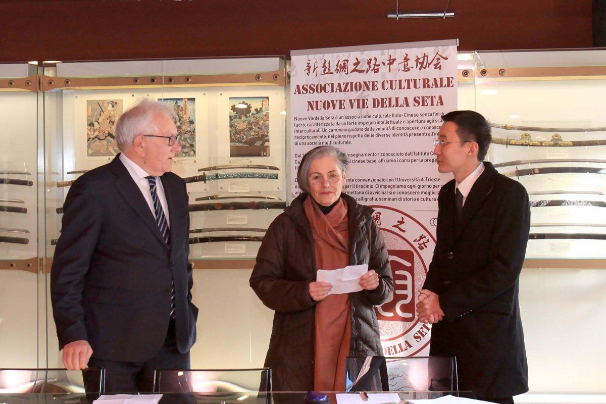 """Trieste Chinese Week"""",  a Trieste ricco programma di iniziative in occasione del capodanno cinese"""
