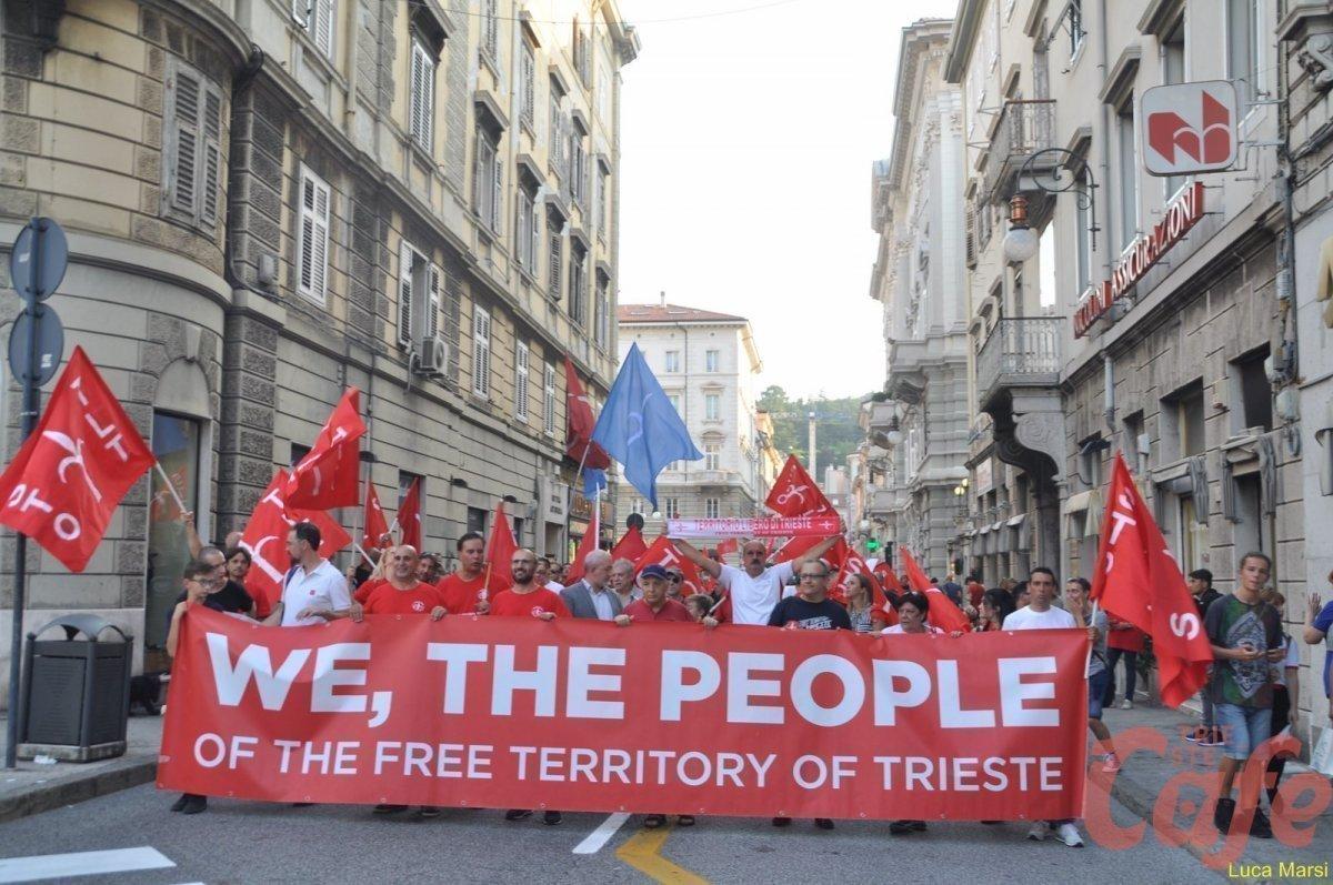 Lunedì 10 febbraio anniversario Territorio Libero, manifestazione in piazza Unità