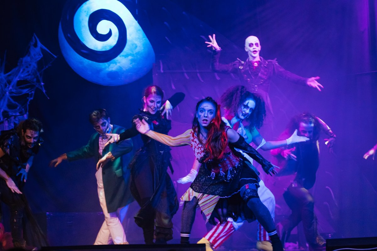 Venerdì 31 gennaio a Trieste Nightmare Before Christmas il musical,  tratto dal capolavoro di Tim Burton