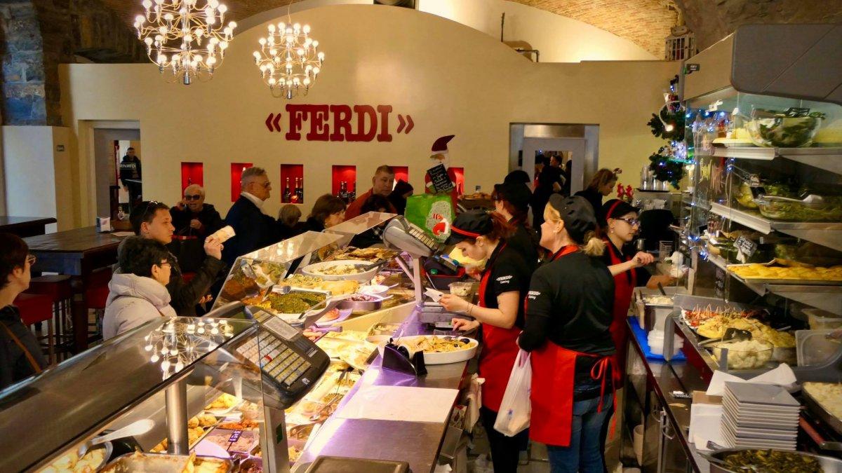 (OFFERTA DI LAVORO) FERDI cerca aiuto cuoco per preparazione pane e e altre lavorazioni di prodotti gastronomici