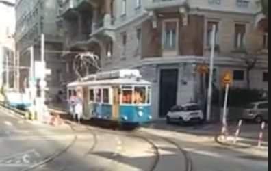 Stop al tram, la ditta incaricata non può proseguire i lavori