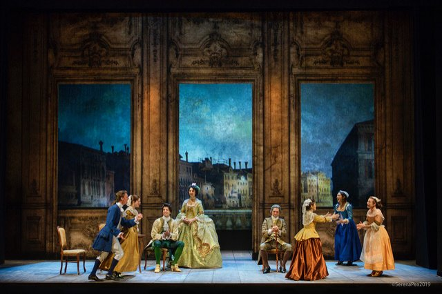 "Politeama Rossetti, da mercoledì""La casa nova"" di Carlo Goldoni, regia di Giuseppe Emiliani"