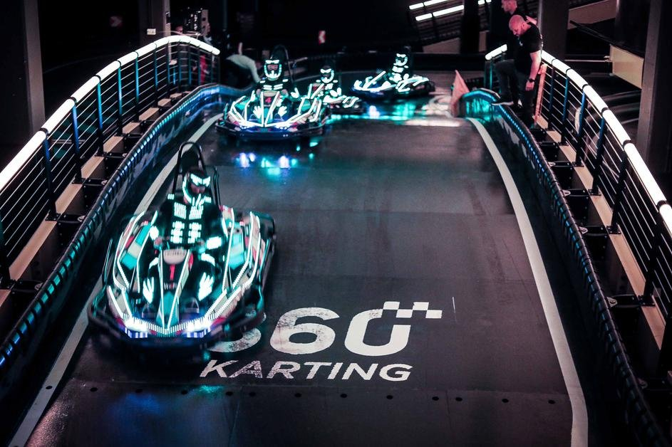 Ha aperto a Lubiana il kartodromo più moderno d'Europa