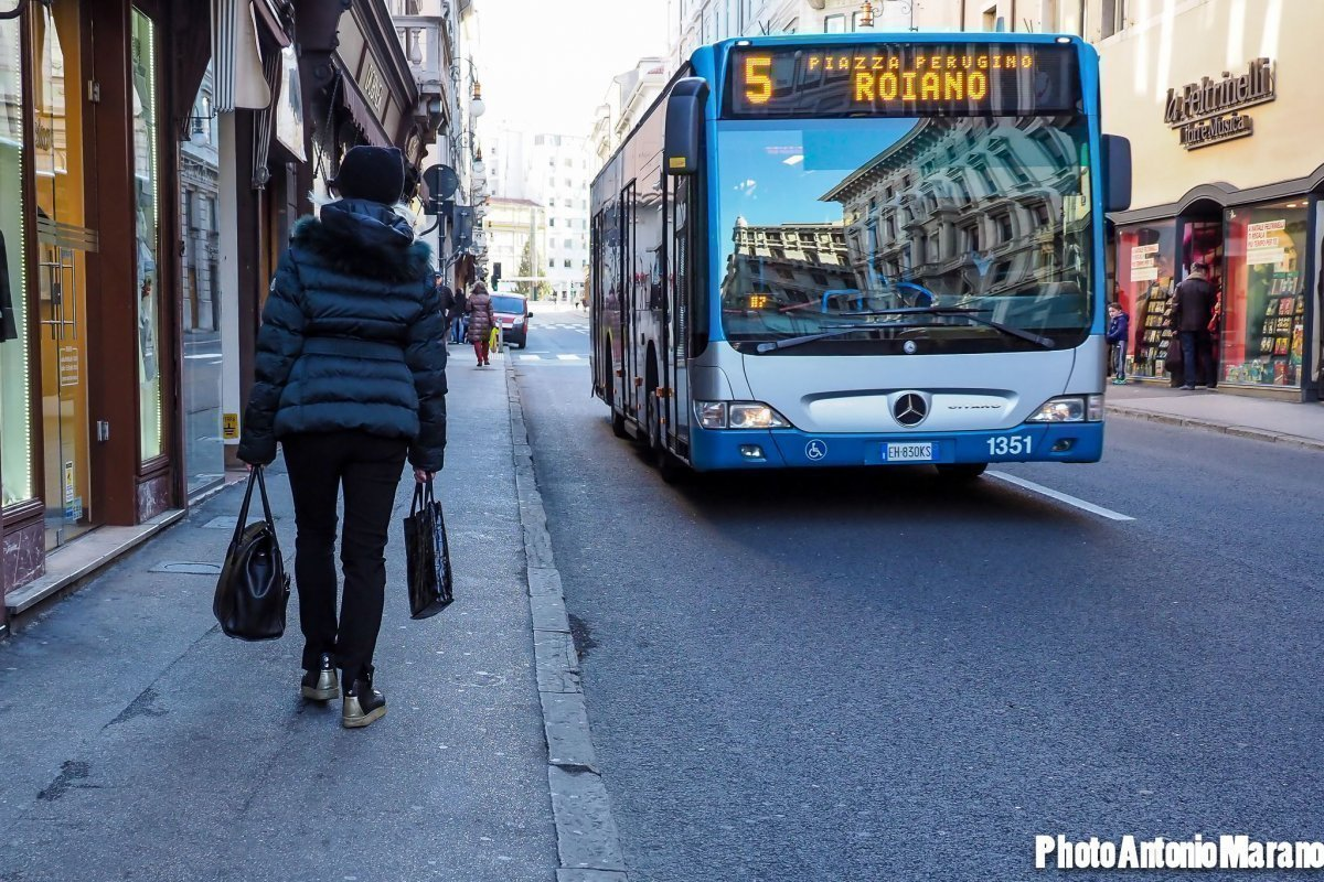 Trieste Trasporti, recupero crediti sanzioni affidato a una società specializzata