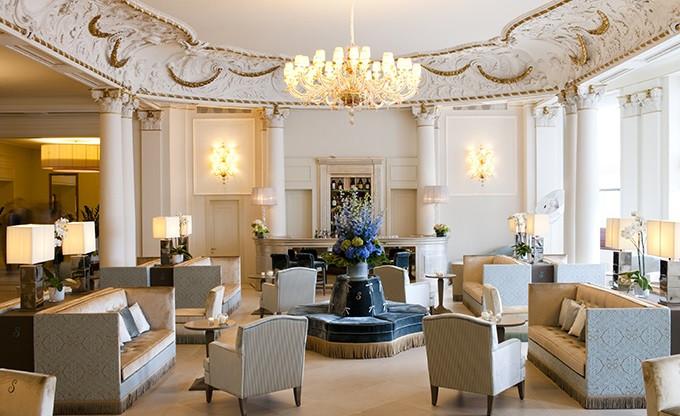 Torna il turismo, il Savoia Excelsior Palace di Trieste ha ...