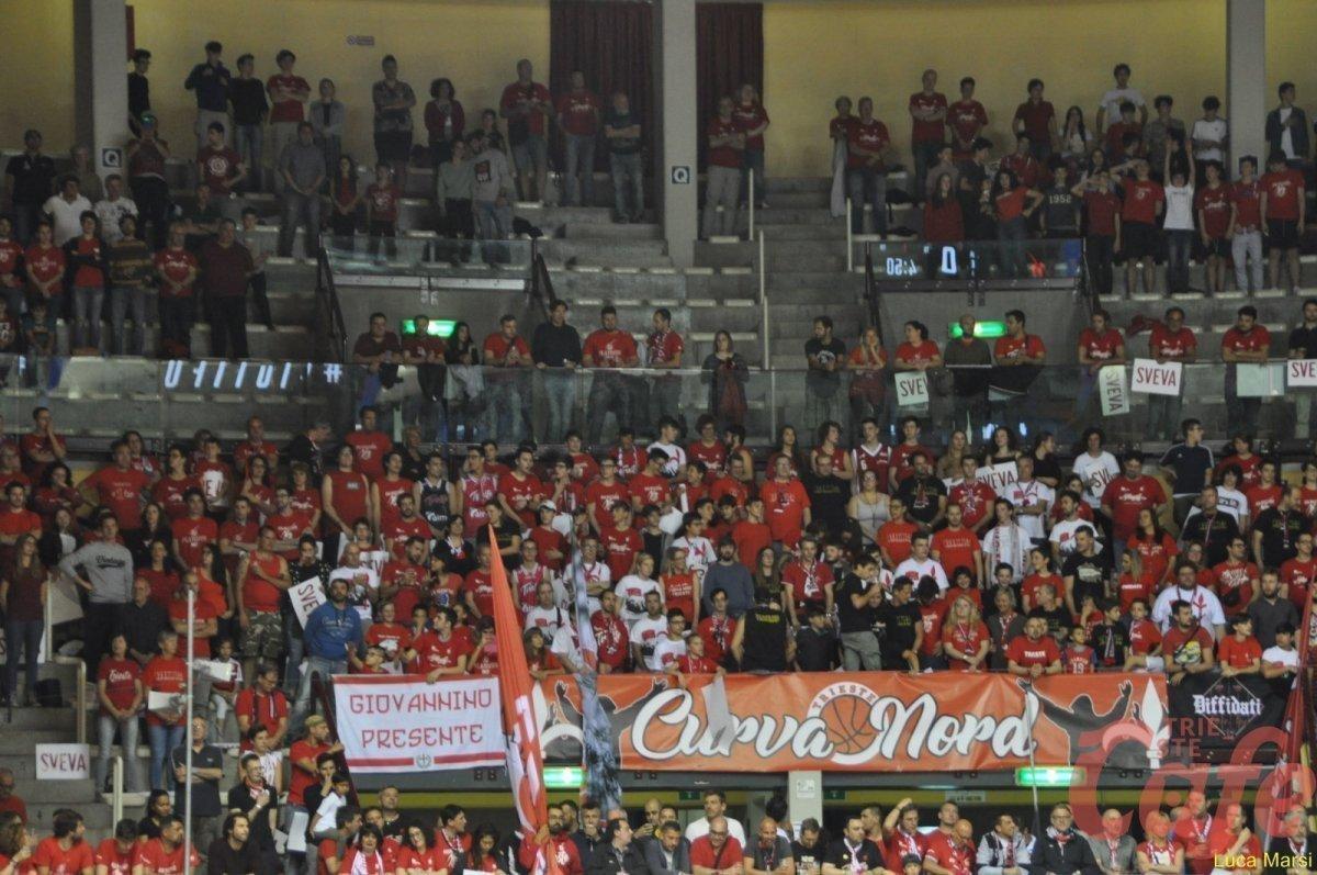 Grande Alma Trieste, vittoria contro Treviso: è 2-0! Monumentale Green