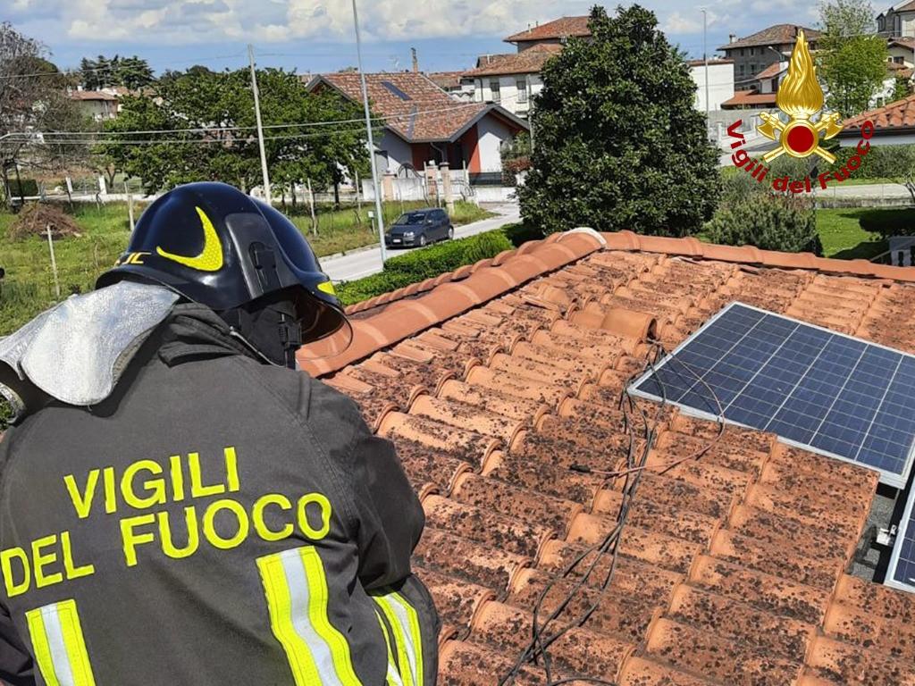 Fvg, brucia l'inverter dell'impianto fotovoltaico ...