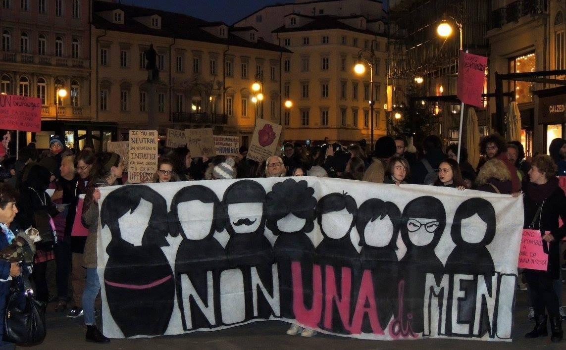 Lottomarzo, giovedì Sciopero Internazionale Femminista: corteo a Trieste