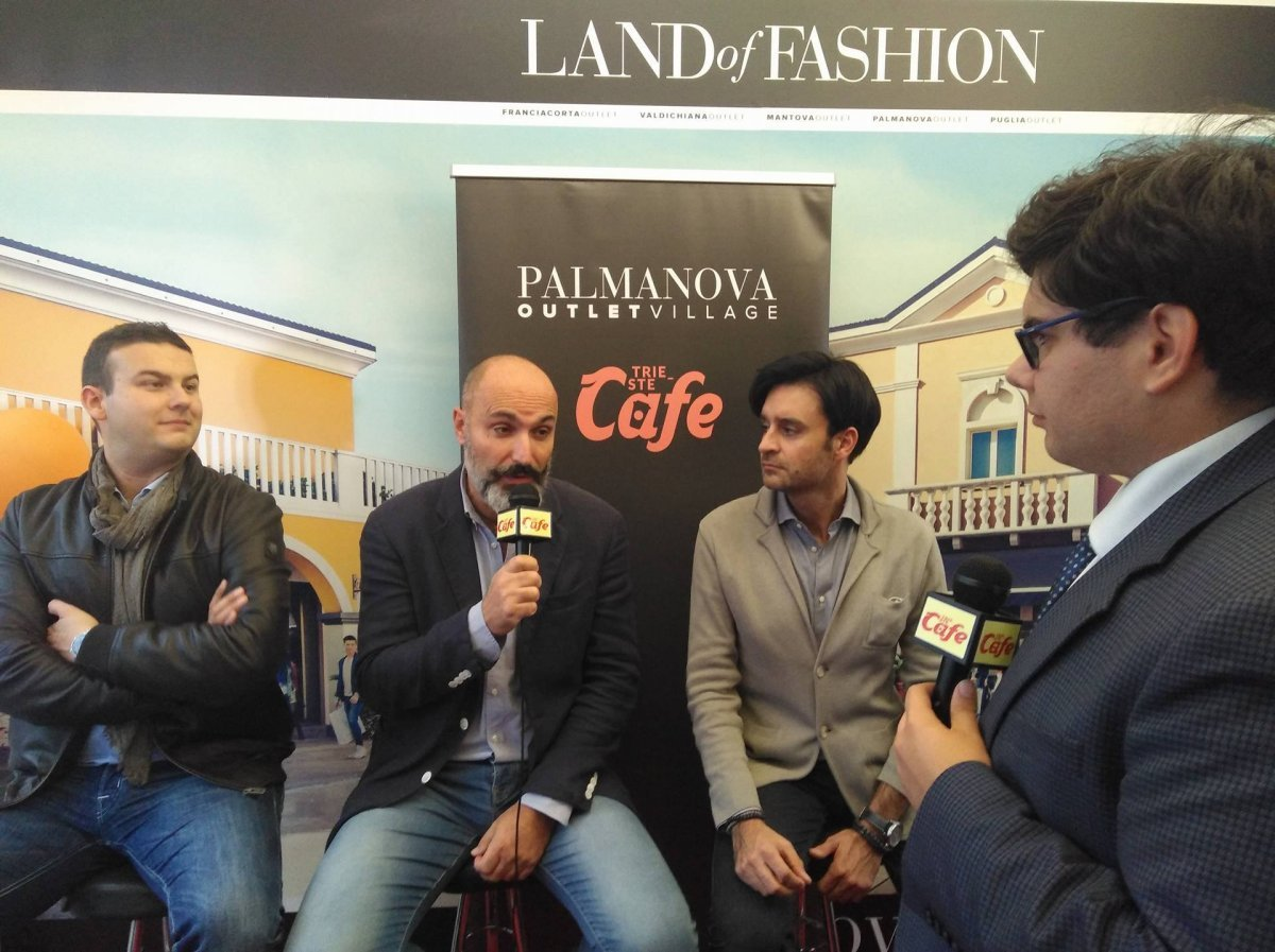 Industria & turismo per rilanciare la Regione, la discussione nello stand del Palmanova Outlet Village (VIDEO)
