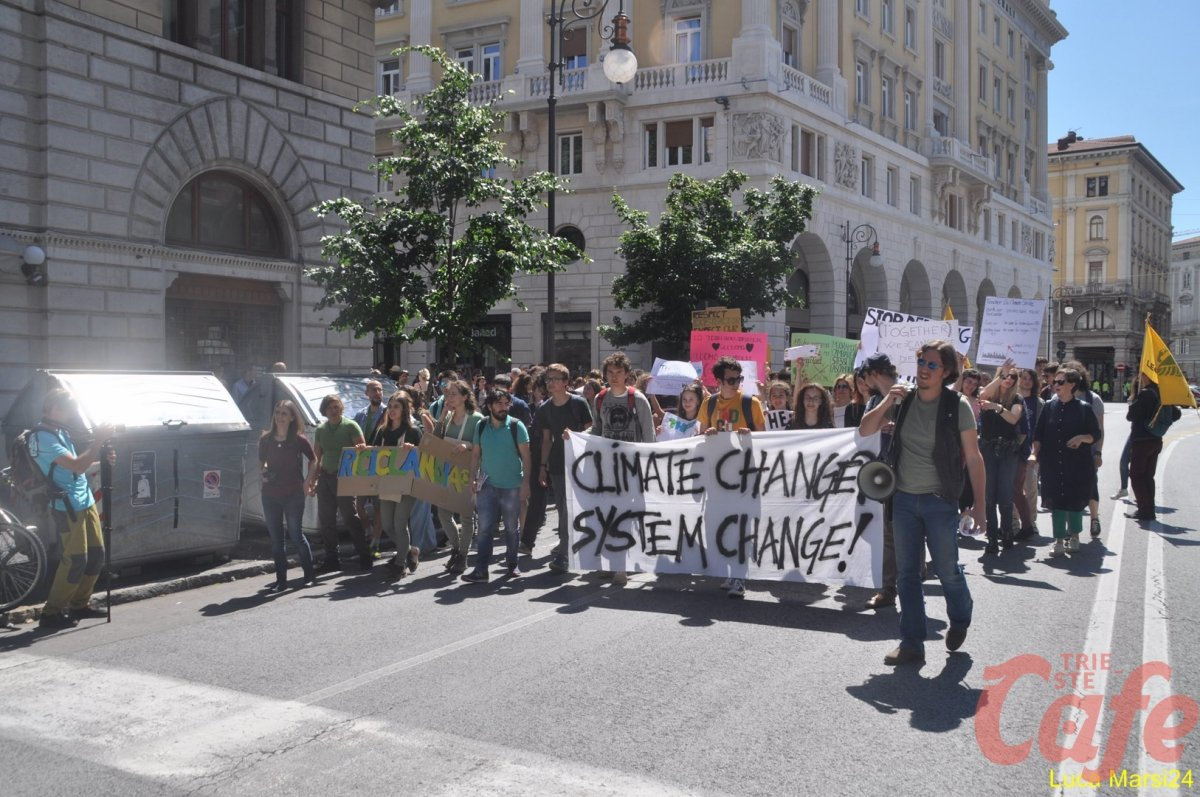 «Emergenza climatica, non servono a nulla dichiarazioni ma bensì fatti concreti»
