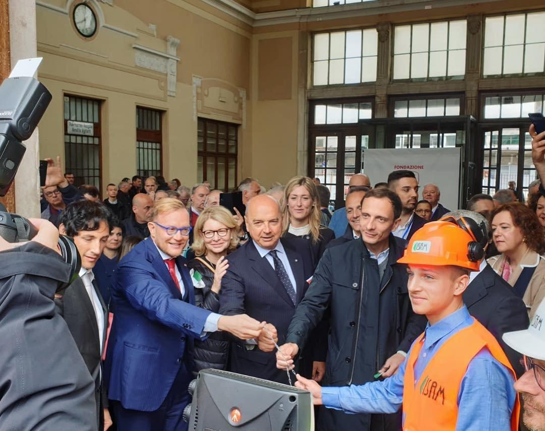 Museo ferroviario di Trieste, al via i lavori: inaugurazione nel 2022