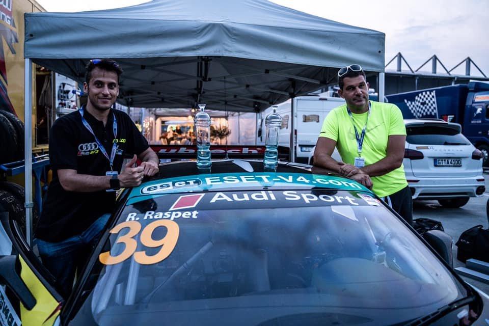 Automobilismo, GT3: esordio da sballo per Matthias Lodi: TERZO ASSOLUTO IN SLOVACCHIA!
