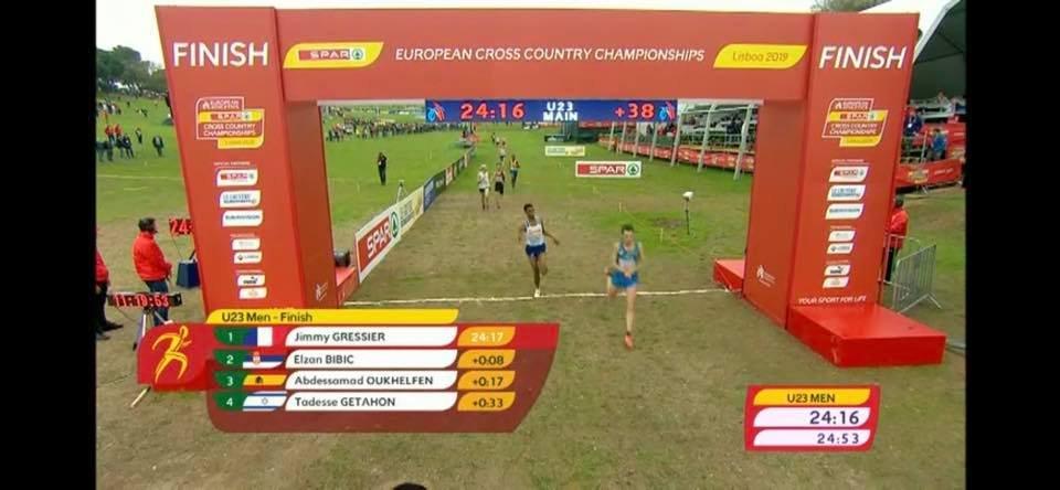 European Cross Country Championships, 7o posto per Jacopo De Marchi!