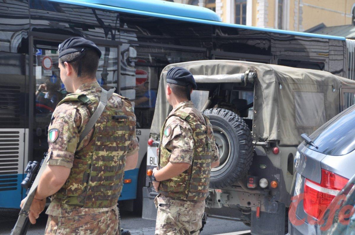 «Arrivo militari a Trieste non è servito a nulla, inutile iniziativa»