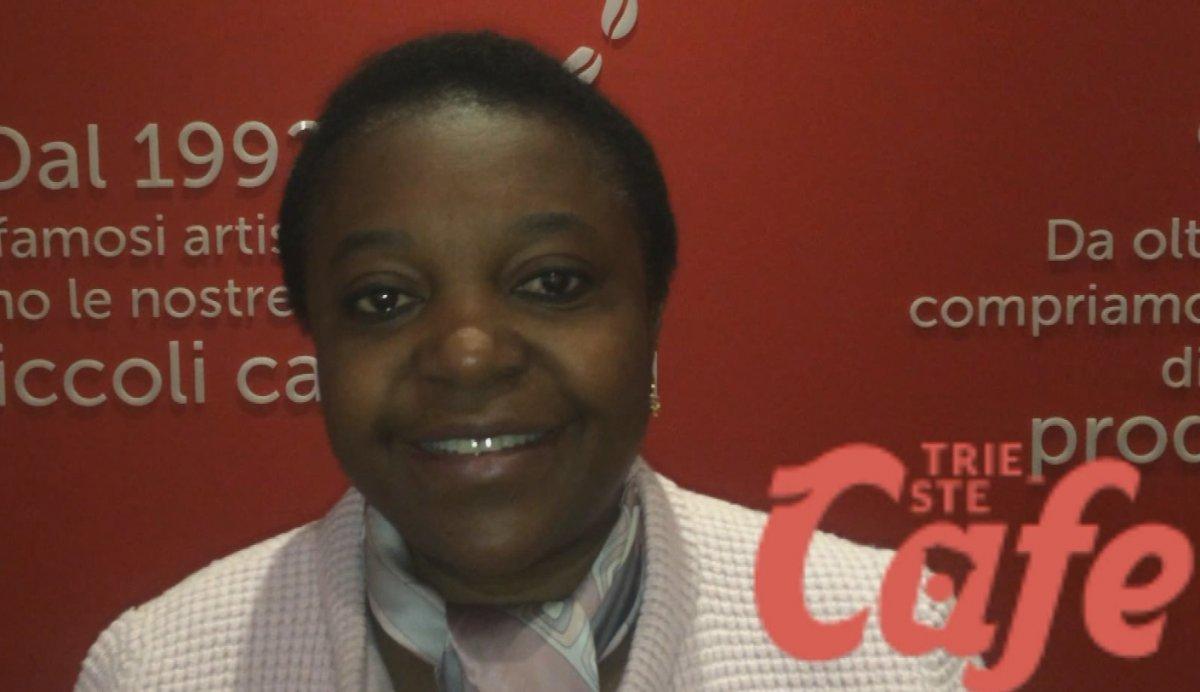 Cécile Kyenge a Trieste: «In Italia c'è un problema razzismo» (VIDEO)