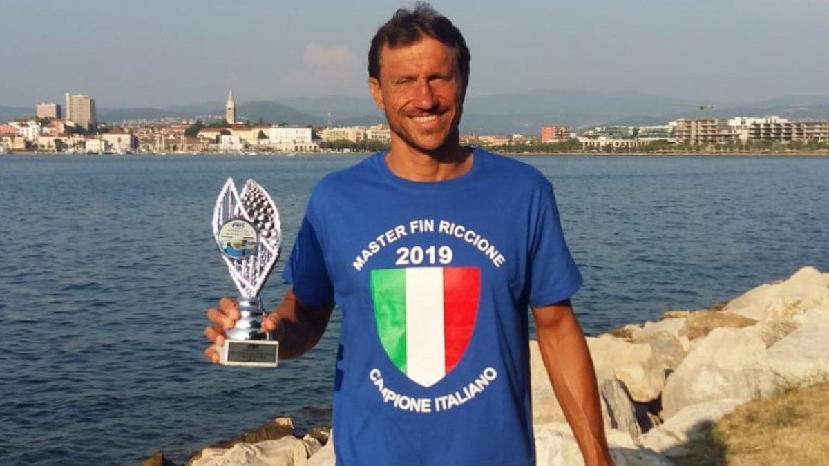 Nuoto, campionati master: il triestino Dino Schorn 3 VOLTE CAMPIONE ITALIANO!
