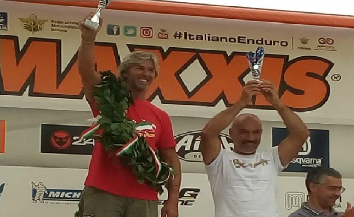 Campionato Italiano Enduro, TRIONFA il triestino Fabrizio Hriaz! 10° titolo!!