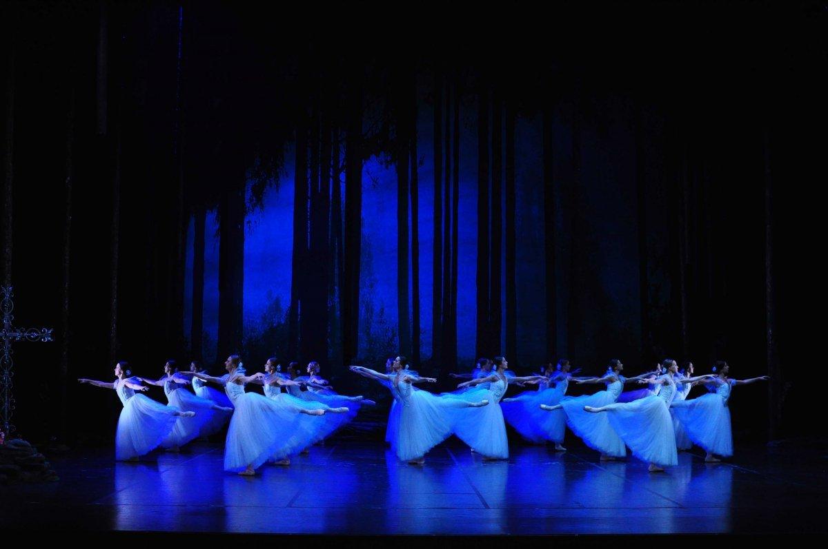 Giselle al Teatro Verdi di Trieste dal 27 al 31 dicembre