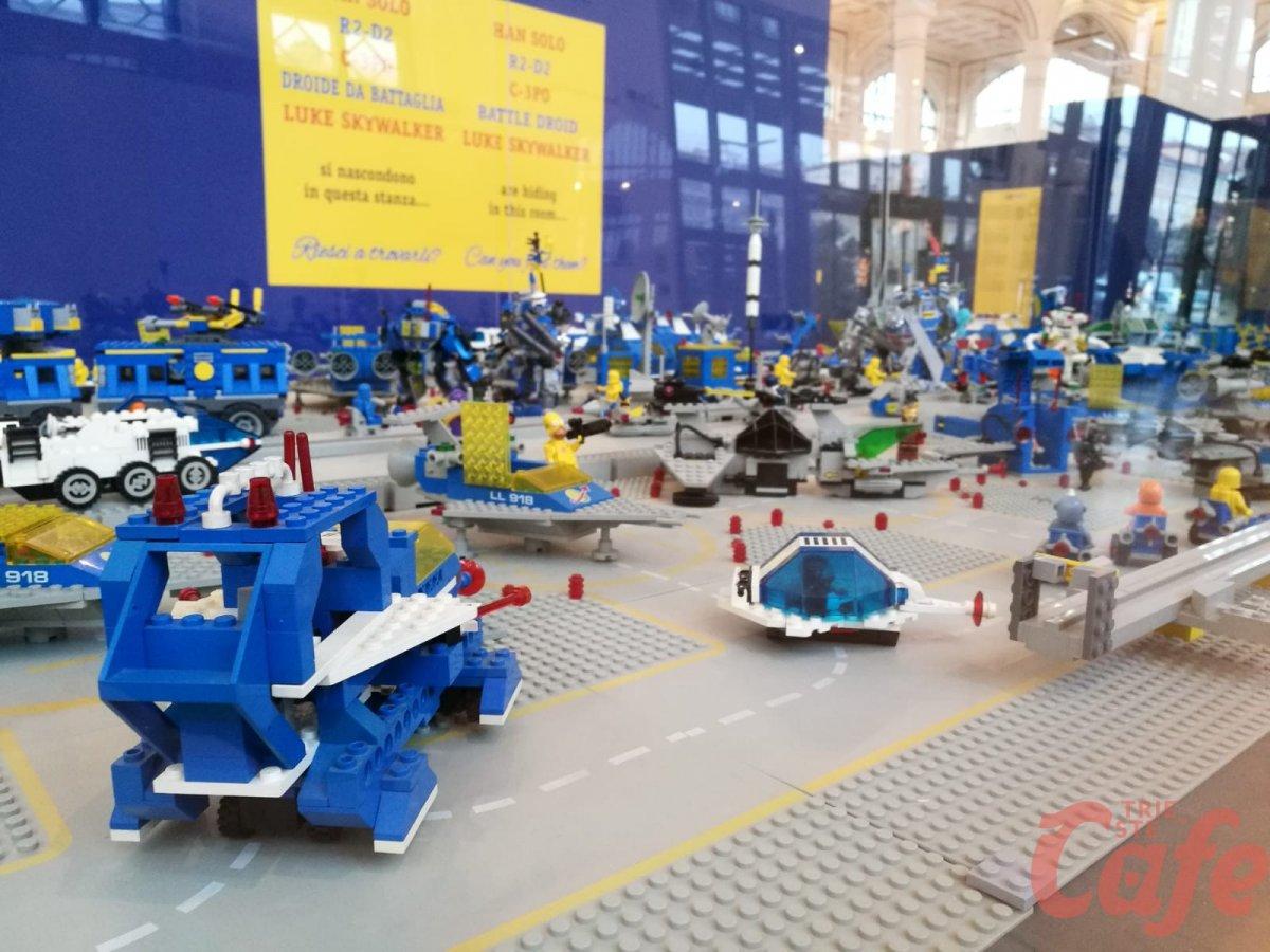 I Love Lego, 1 milione di mattoncini al Salone degli Incanti (VIDEO)