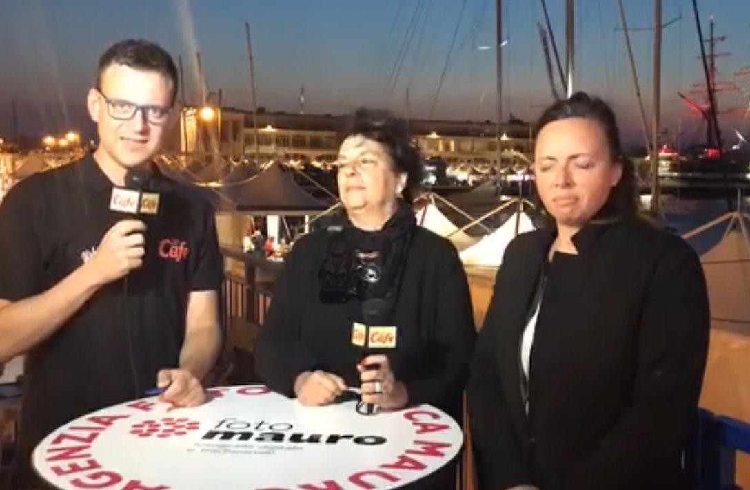Barcolana, gli assessori Luisa Polli e Elisa Lodi (VIDEO)