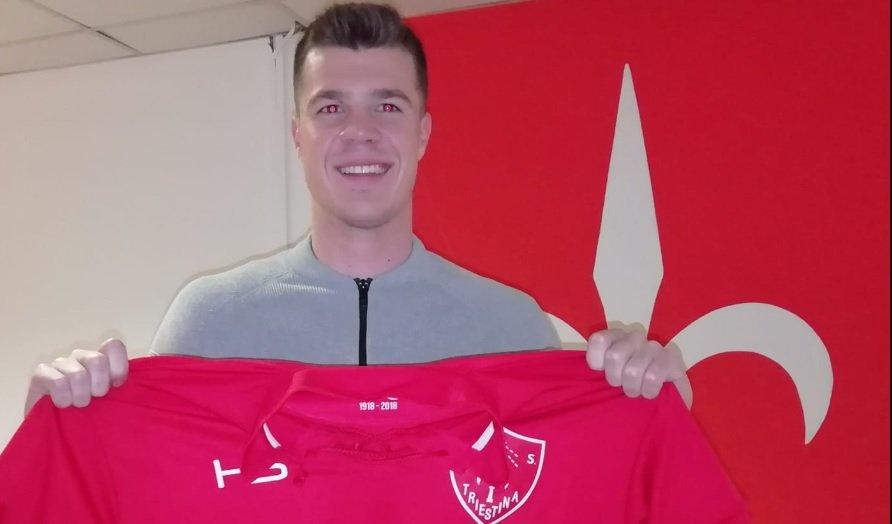 Triestina, Kristjan Matošević è un nuovo giocatore dell'Unione