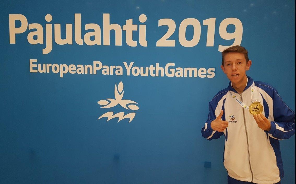 FANTASTICO!! Tennistavolo, il giovane triestino Matteo Parenzan oro in Repubblica Ceca