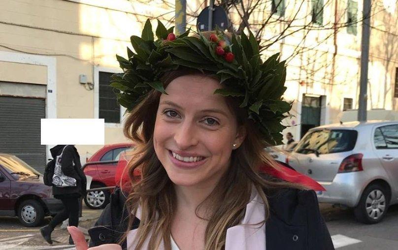 La campionessa olimpica triestina Noemi Batki si è laureata!