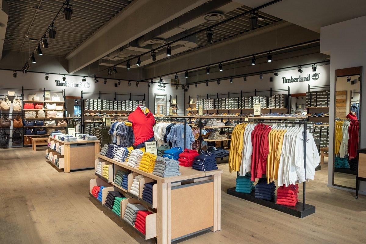 GS Sport e General Store – Timberland, due nuovi store con