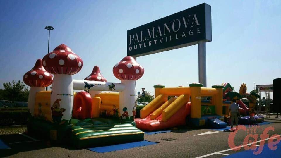 Palmanova Outlet Village, al via il ricchissimo cartellone di eventi natalizi
