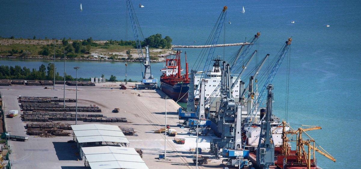 Porto di Monfalcone, l'Autorità di Sistema Portuale del Mare Adriatico orientale acquisisce