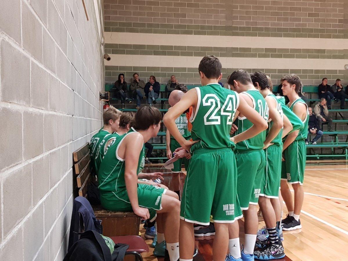 Basket, Salesiani Don Bosco: altre due vittorie e bottino pieno per Under 18 e 16