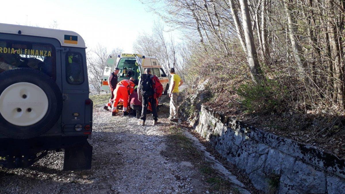 Soccorso Alpino, triplo intervento nel week-end per la stazione di Cave del Predil