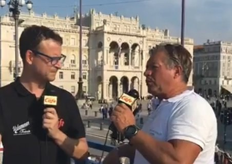 Spirit of Portopiccolo vince #Barcolana50: intervista a Stefano Spangaro (VIDEO)