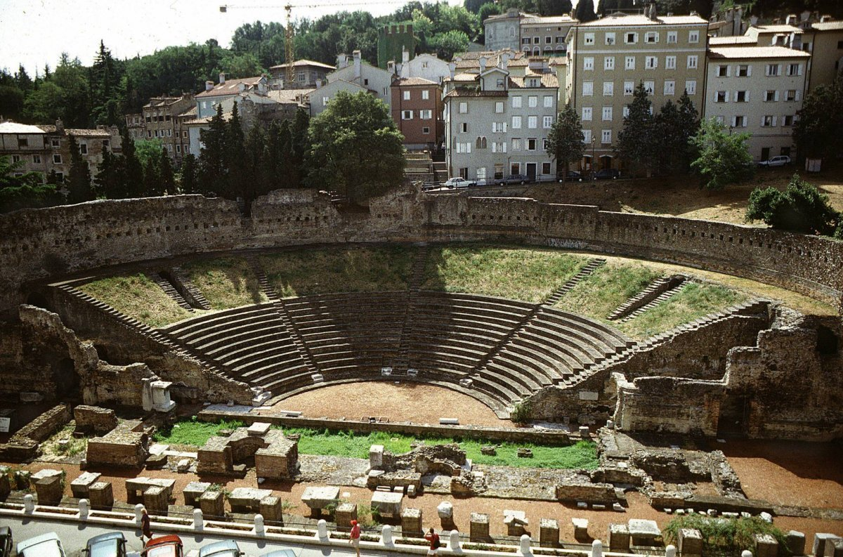 Barcolana, sabato apertura STRAORDINARIA con visita guidata del Teatro Romano