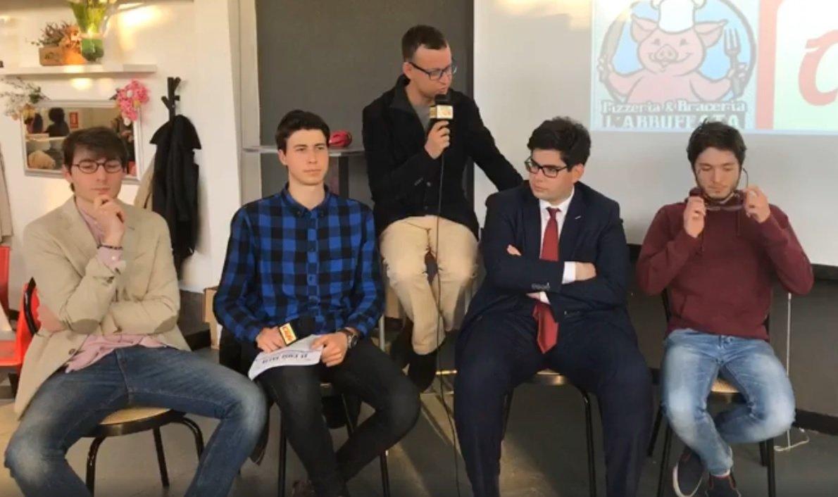 #giovanialvoto, la politica discussa dai giovani (17/4/2018) (VIDEO)
