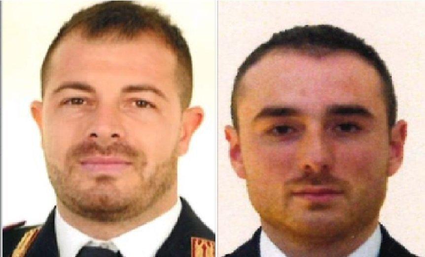 Due mesi fa l'omicidio degli agenti Matteo Demenego e Pierluigi Rotta