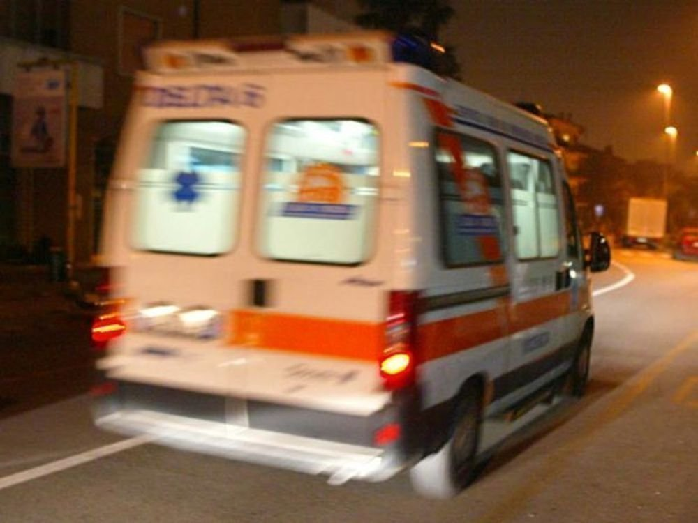 Investimento in Fvg, anziana all'ospedale