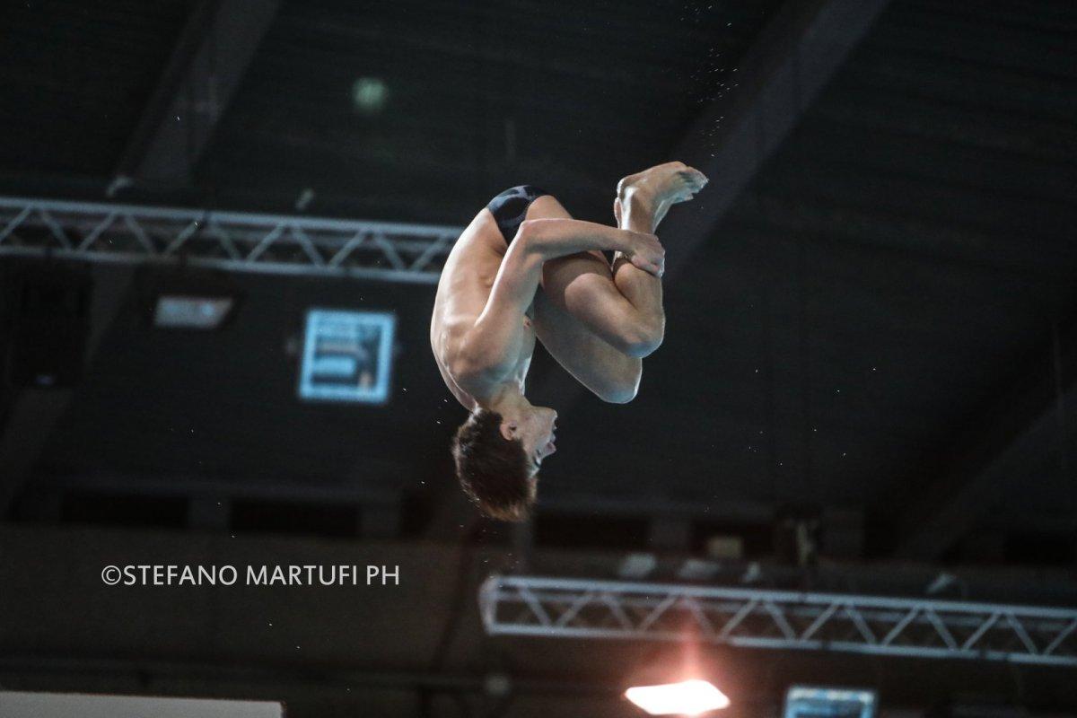 Tuffi, Campionati italiani: due triestini tra i primi 10 nella piattaforma