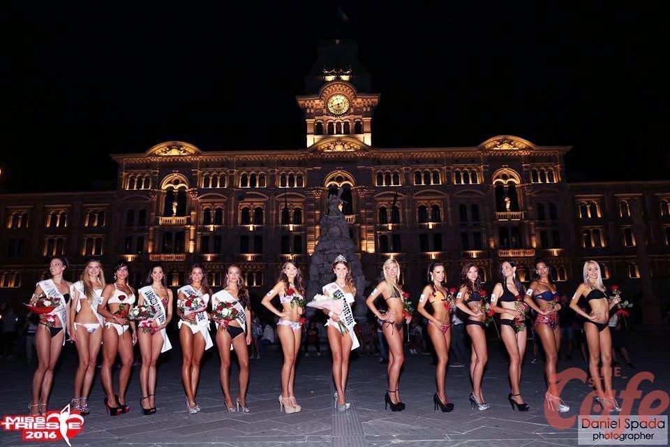 Miss Trieste 2018, lunedì casting al Pinguino: successo per il concorso