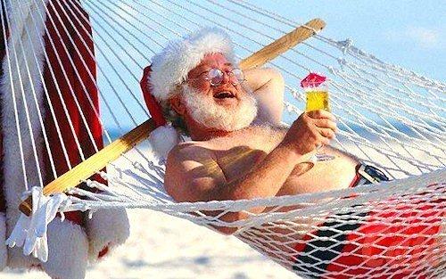 Lignano, Ferragosto alternativo: in arrivo Babbo Natale!!