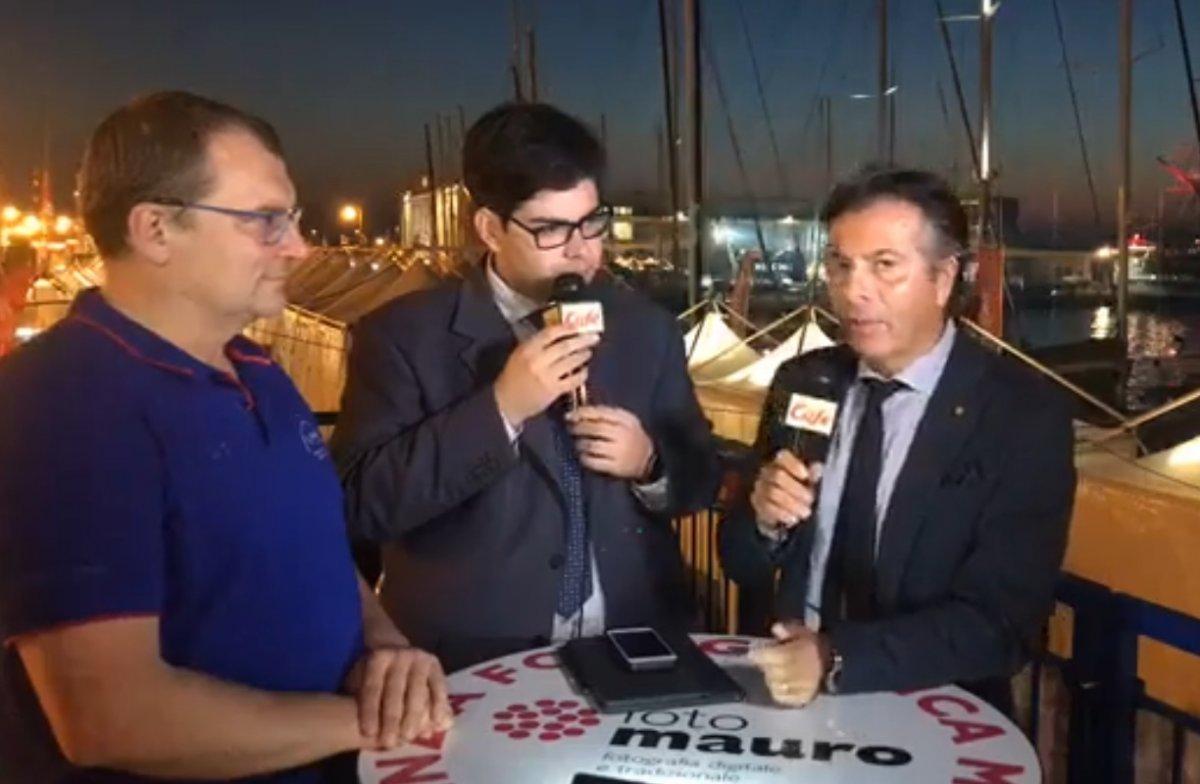 Trieste e il mare, ne parliamo con l'assessore Maurizio Bucci e Michele Ciak (VIDEO)