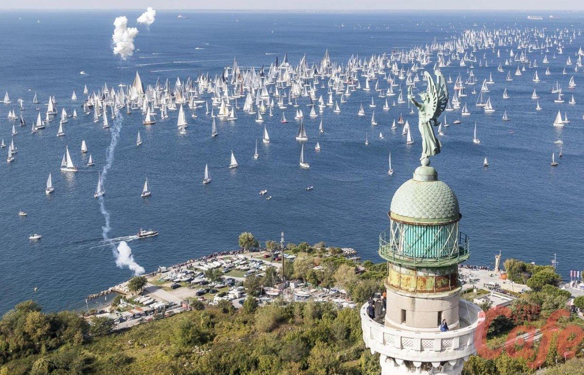 NUMERI DA URLO!  La Barcolana porta a Trieste 71,5 milioni di euro