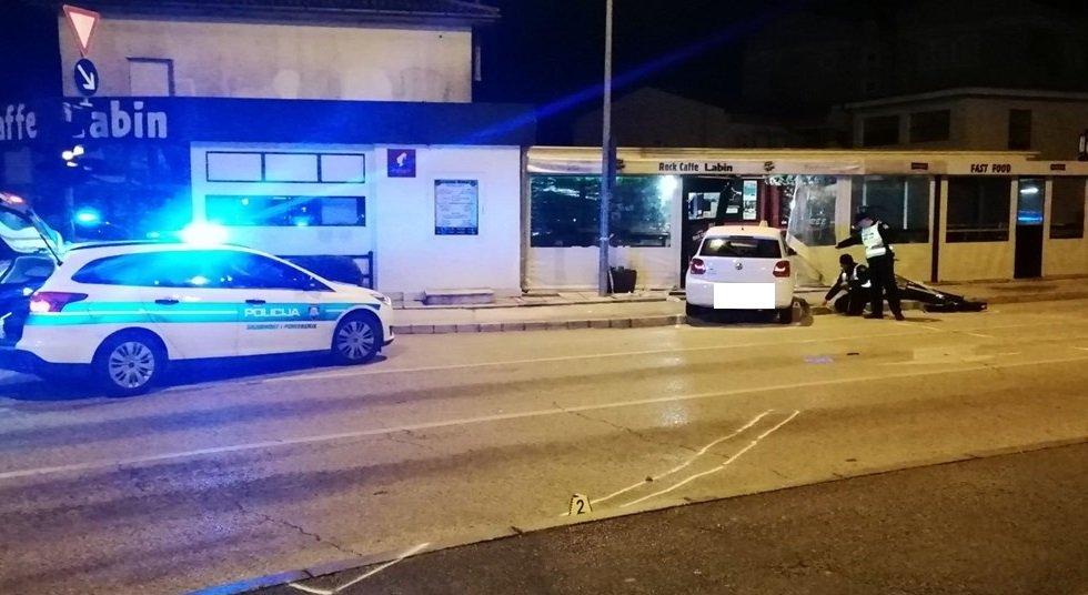Croazia, auto si schianta contro un bar: un morto e 5 feriti