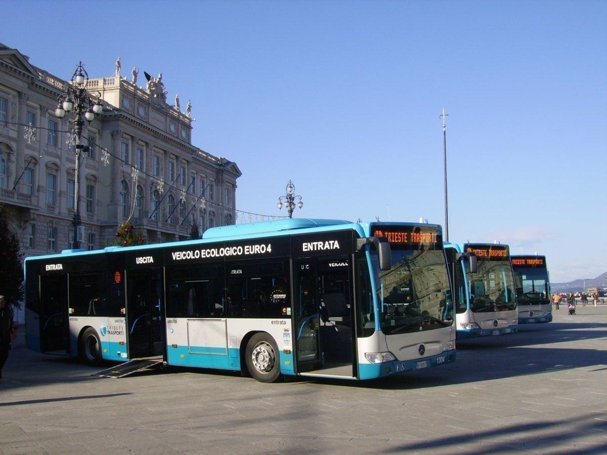 Trieste Trasporti, cambiano da lunedì gli orari della 6 per Barcola e Grignano