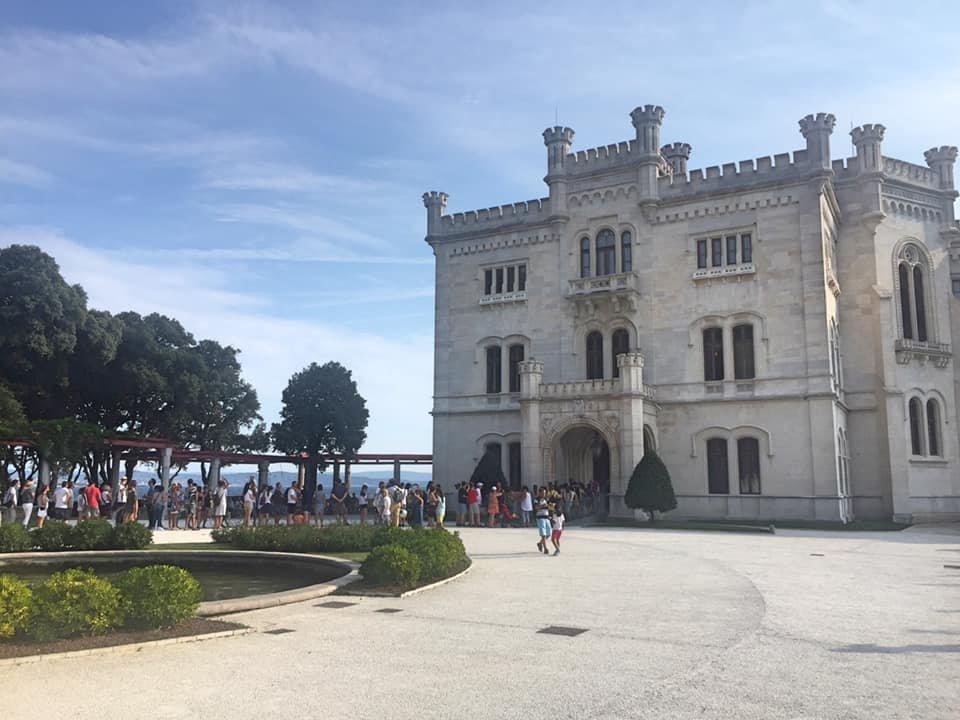 Barcolana, domenica 13 ottobre Castello di Miramare ad ingresso GRATUITO